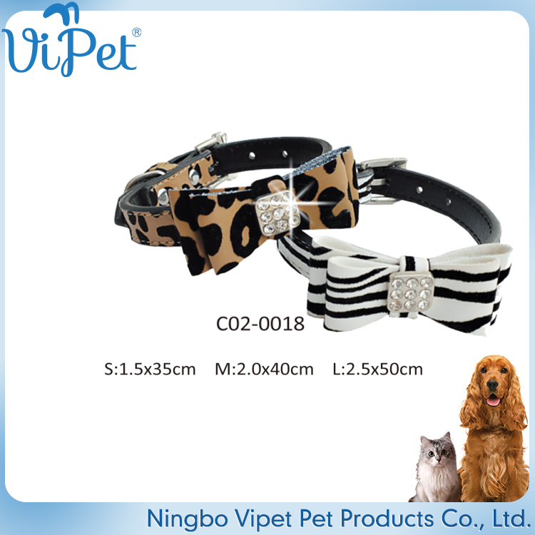 new style pet accessories rhinestone dog collar