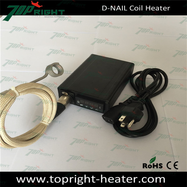 Customized accapted electric nail dab for heating electric dab nail