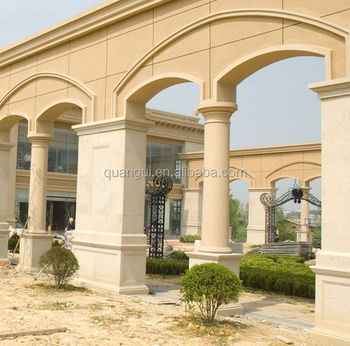 High Quality Waterproof Exterior Decorative Grc Column Buy Home