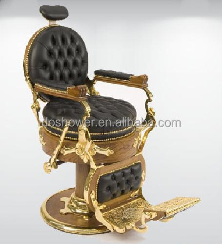 Antique style chaises salon de coiffure / salon de coiffure ...