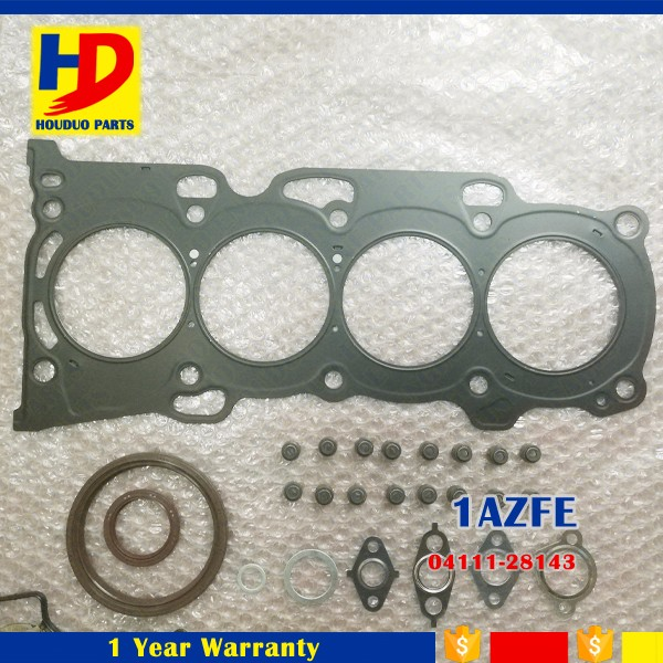 Overhaul Gasket Kit For Toyota 1AZ FE Engine Cylinder Gasket 0411-28143