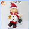 Lovely snowman christmas craft
