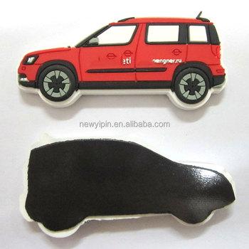 Cheap Custom Car Shape Pvc Fridge Magnet Buy Custom D Fridge - Custom car magnet cheap