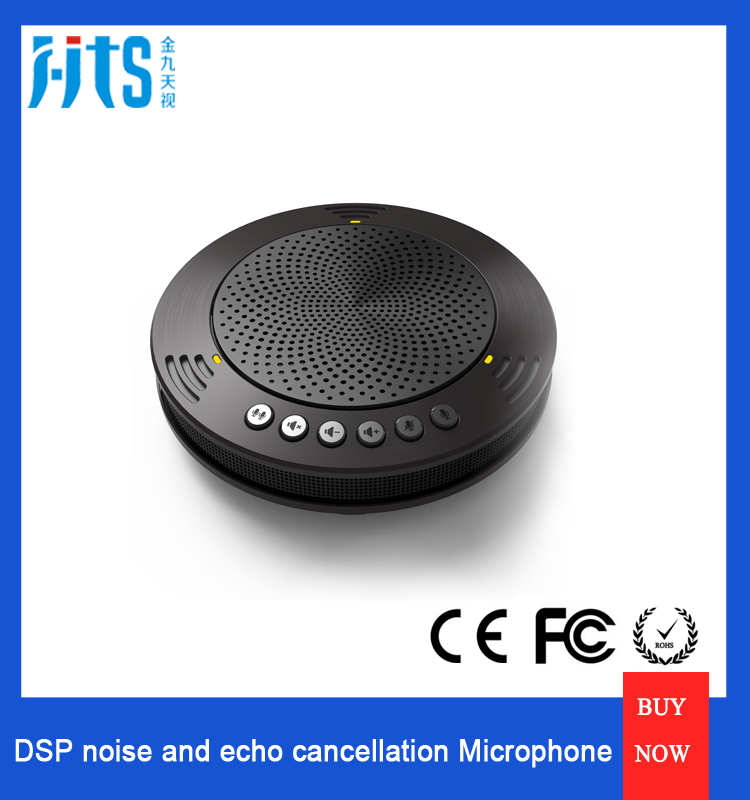 Ip Camera Bluetooth Altoparlante Microfono Cancellazione Dell'eco Mini Speaker Bluetooth Per Conferenza
