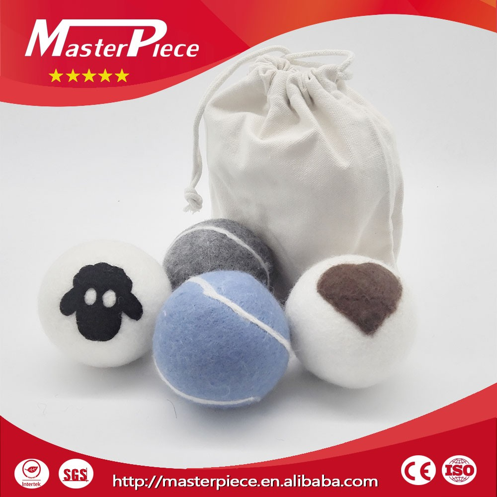 2016 Hot sale Laundry wool dryer ball