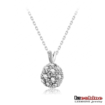 2018 Hot Sale Girl Necklaces 18k Gold Platinum Plated Chain Crystal Ball Pendant Necklaces Nl0025mix Buy Ball Crystal Necklace Girls Chain Chain Necklace Product On Alibaba Com
