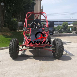 New wholesale automatic 2 seat gas buggy dune 200cc cheap go karts for sale