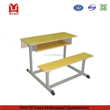 2017 Modern Popular School Furniture Dubai Metal Student Wire Chair And Desk Malaysia