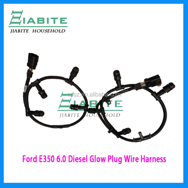 Ford E350 6 0 Diesel Glow Plug_640x640xz glow plug wiring harness source quality glow plug wiring harness 6.0 Glow Plug Sleeve at edmiracle.co