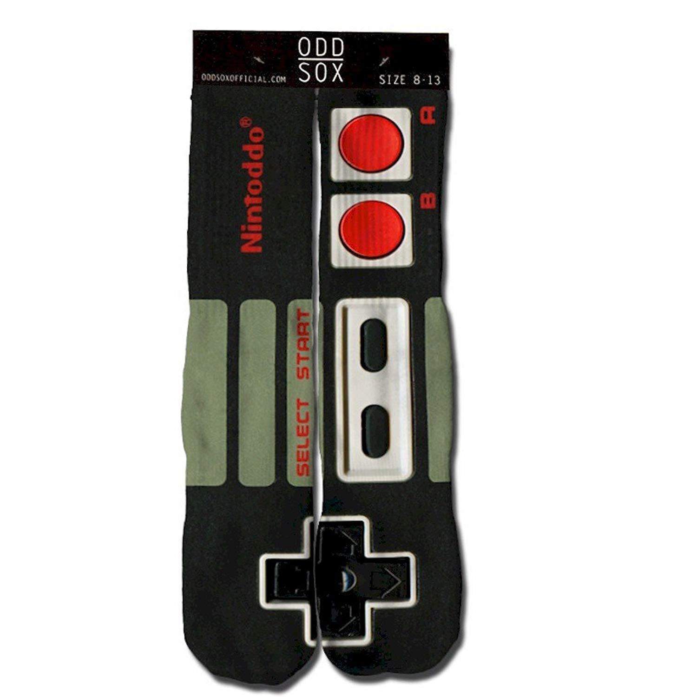 325e3f5b518b Odd Sox Men s Retro Gamer Socks