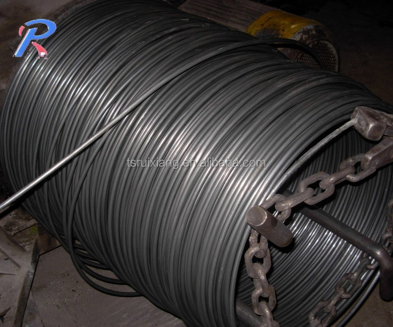 Low/medium/high Carbon Steel Wire Rod Coil - Buy Low Carbon Steel ...