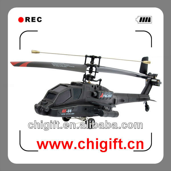 QS 9020 Single Rotor 4CH RC Helicopter Apache