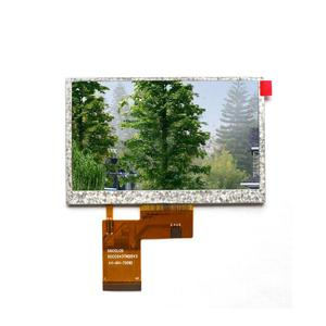 Small Size 4.3 TFT LCD Display Module LCD Screen 480X272