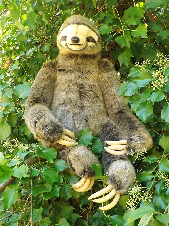 Buy Jumbo Stuffed Sloth 36 Giant Sloth Stuffed Animal From This