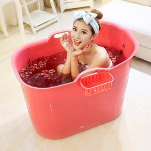 2019 New SGS test passed Portable Plastic Bathtub for Adult