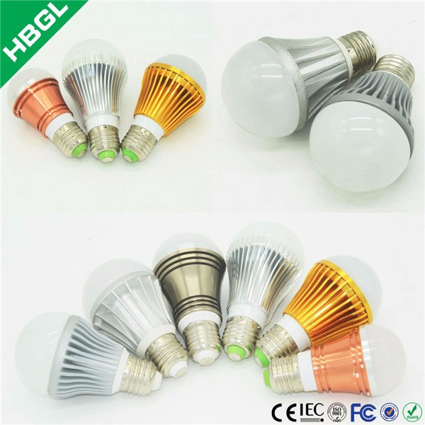 Led compact induction lamp