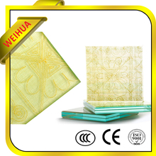 Wholesale safety pvb film laminated glass for building