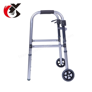 morning mini reciprocal rolling walker for the elderly