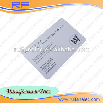 NEW Credit card size embossed serial number gold BEST PVC plastic cards/signature panel for BEST PVC cards