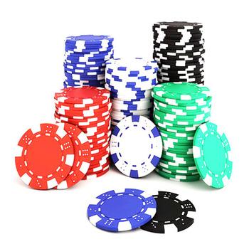 Casino chip gram weight 5