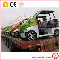 Unique design popular automobile / prices used electric golf car