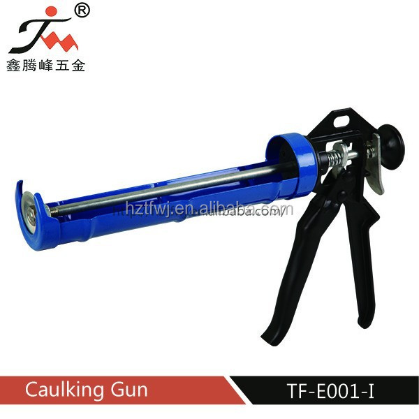 Pool plaster sausage caulking gun/metallic colour gun