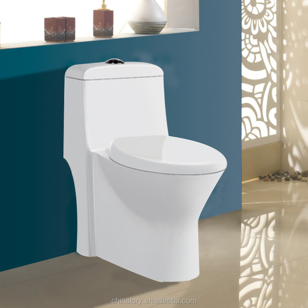 High quality made in china ceramic toilet with cyclonic powerful flushing YA-918 YATO