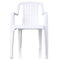 portable reclining ground white string sea chair plastic