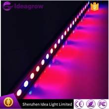 Hot selling led grow light bar 2ft 3ft 4ft led tube light best for dragon fruit