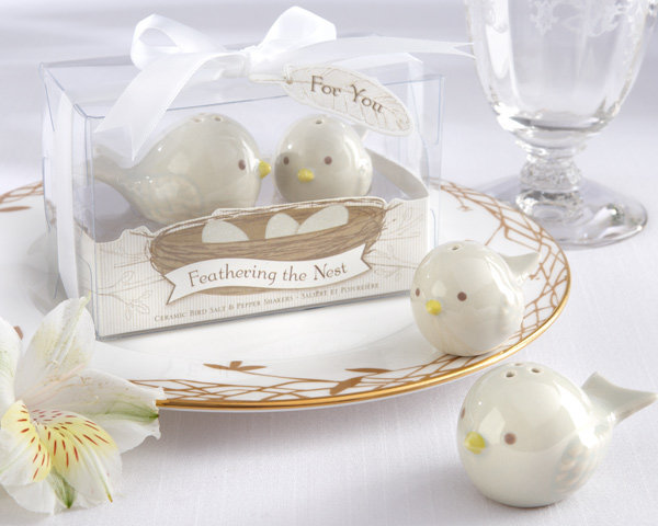 Cute Magpie Shape Salt and Pepper Shakers <strong>Wedding</strong> Giveaways <strong>Wedding</strong> Favors Gifts