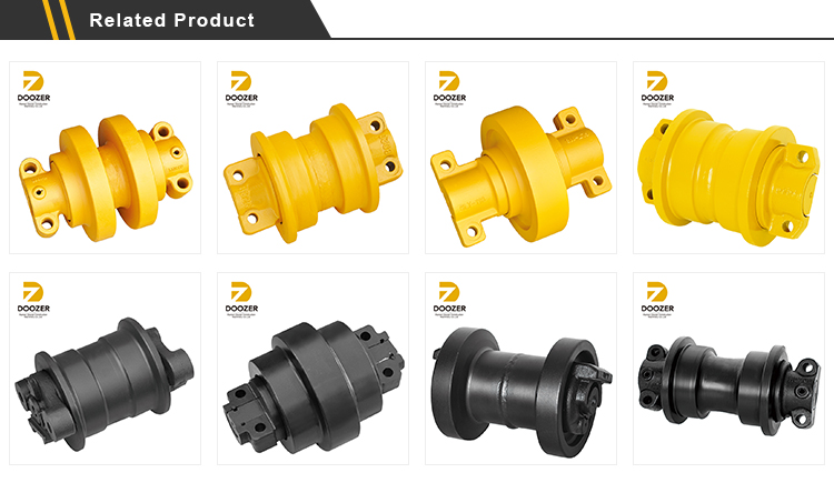 Alibaba China Supplier SK100 24100N6505F1 Excavator Spare Part Track Roller for Kobelco