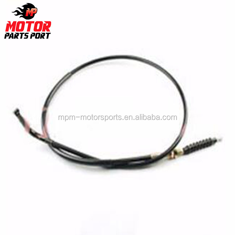 Braided steel motorcycle throttle clutch cable for Honda