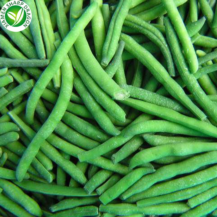 2020 High Quality 2020 whole IQF Frozen Green Bean
