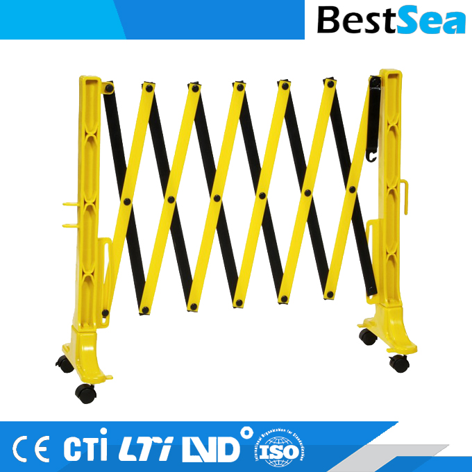Durable Traffic Expandable Plastic Barricade