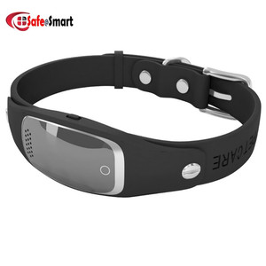Small Size Android IOS Smart GPS Dog Collar Pet Tracking Device