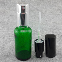 10ml glass vial 50ml vial 50 ml green glass bottles 15ml blue glass dropper bottles