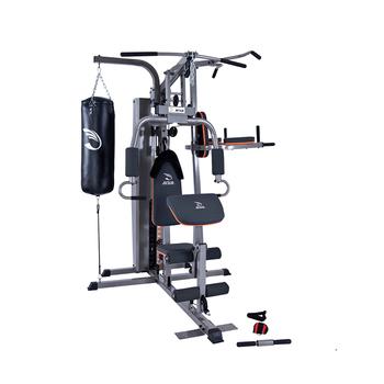 Body building fitness gym equipment multi station home gym machine