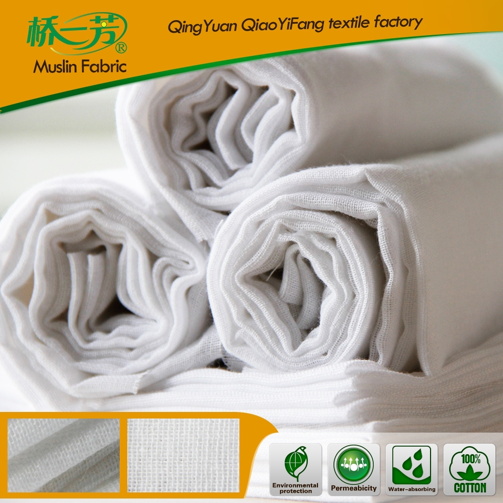 cotton muslin craft china textile fabric