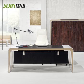 2017 Luxury Office Table Italian Furniture Design