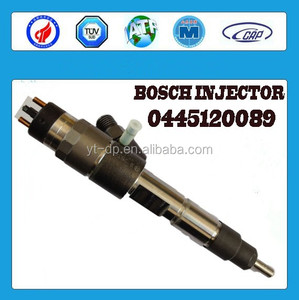 Original Bosches common rail diesel injector 0445120089