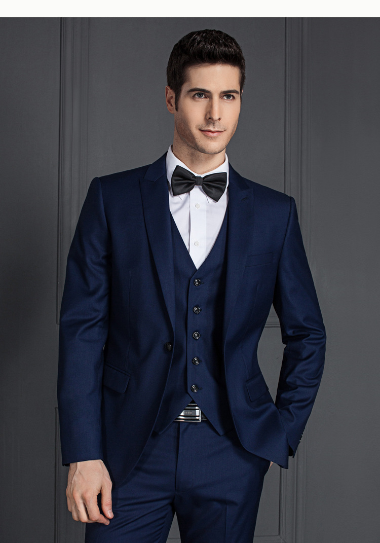 eb2c81fd33 men three piece suits royal blue wedding dresses, View royal blue ...