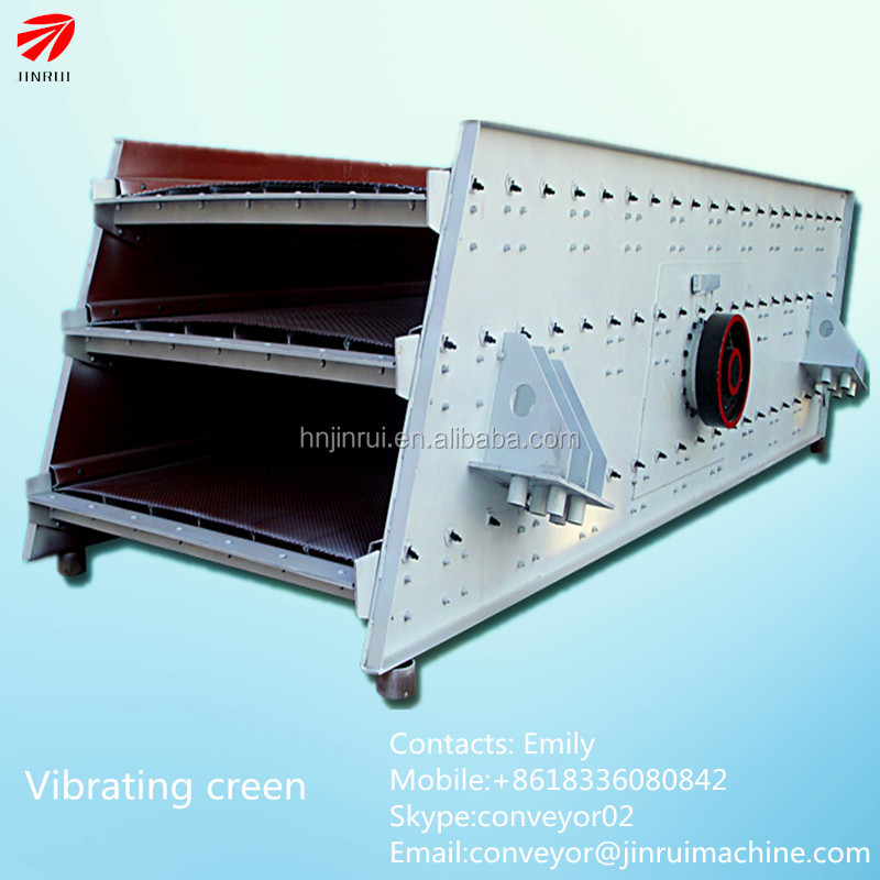 YK/YA vibrating mechanism shaking machine vibrating screen mesh