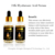 Private Label 24k Gold Serum Whitening Serum Hyaluronic Acid Vitamin C Serum 20%