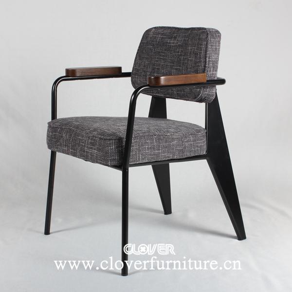 jean prouvé fauteuil direction chaise-chaises en métal-id de ... - Chaise Jean Prouve Prix
