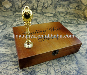 High quality and beautiful design custom wax seal stamp