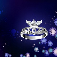 High quality cheap wedding jewelry ring 925 silver Factory direct sale