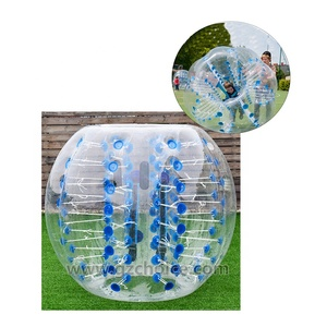 Factory Price Inflatable Bouncer Buddy Bumper Inflatable Bubble Ball
