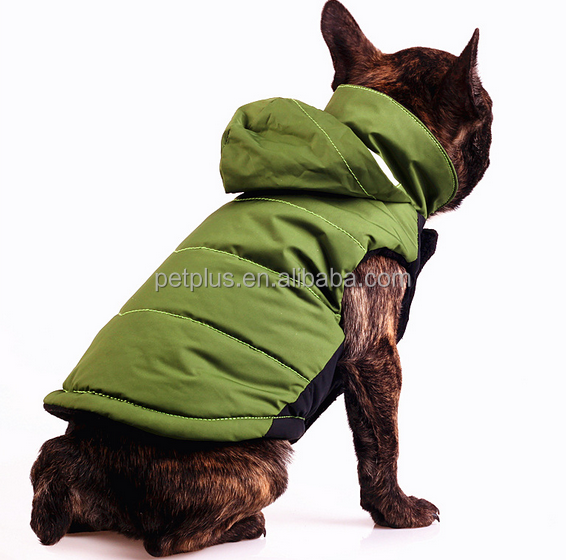 2016 New Fashion Waterproof Winter Autumn Dog Clothes Soft Coats