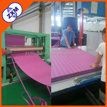 Ce Approval Xlpe Foam Sheet Extruder Manufacturer In China