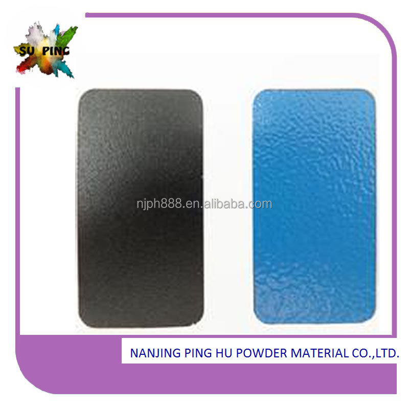 Smooth powder coating spray paint